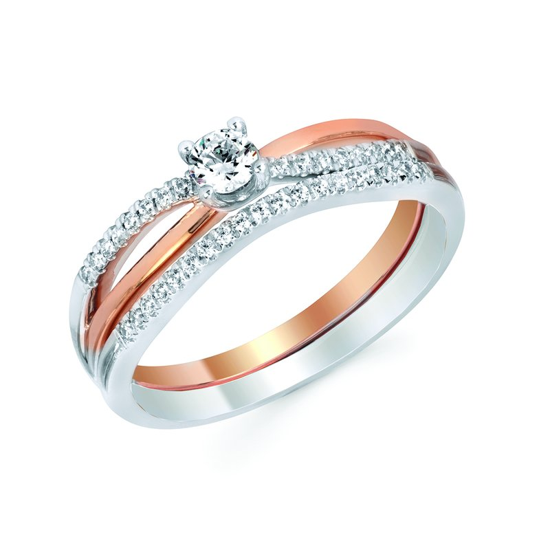 J.F. Kruse Signature Collection Ring RD V 0.25 STD
