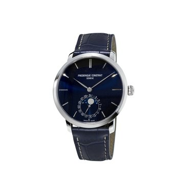 Frederique Constant Slimline Moonphase Watch