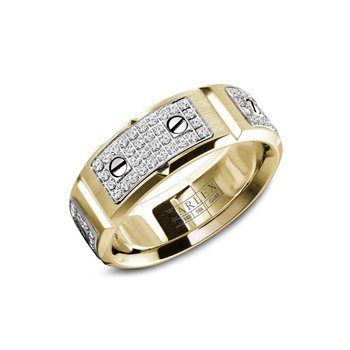 Carlex Generation 2 Mens Ring WB-9585WY