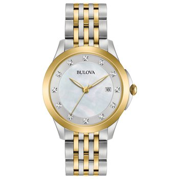 Bulova Ladies' Diamonds