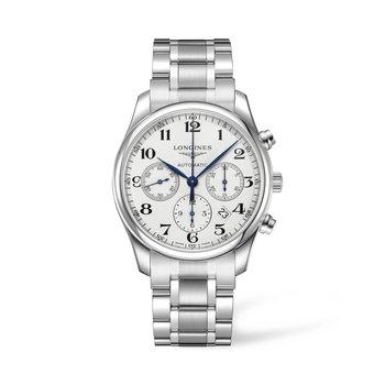 The Longines Master Collection 42mm Collection Chronograph