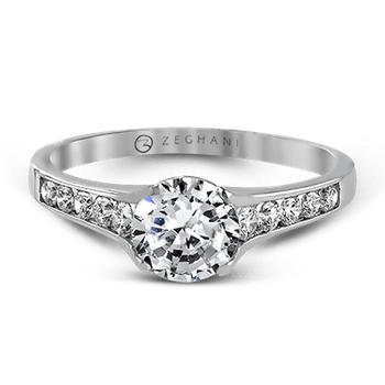 ZR969 ENGAGEMENT RING