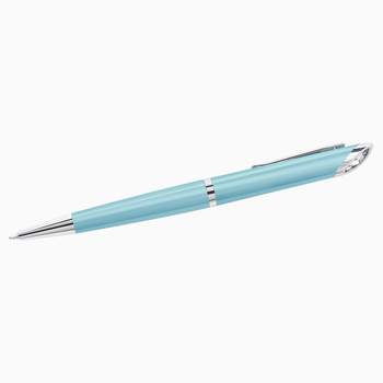 Crystal Starlight Ballpoint Pen, Light Blue