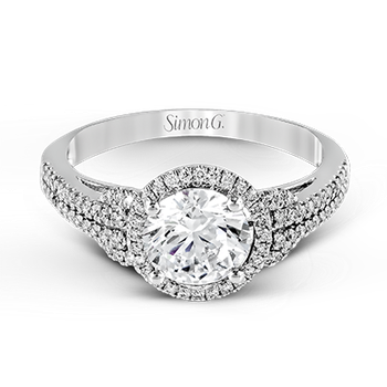MR1673-A ENGAGEMENT RING