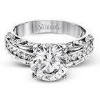 Simon G TR622 ENGAGEMENT RING
