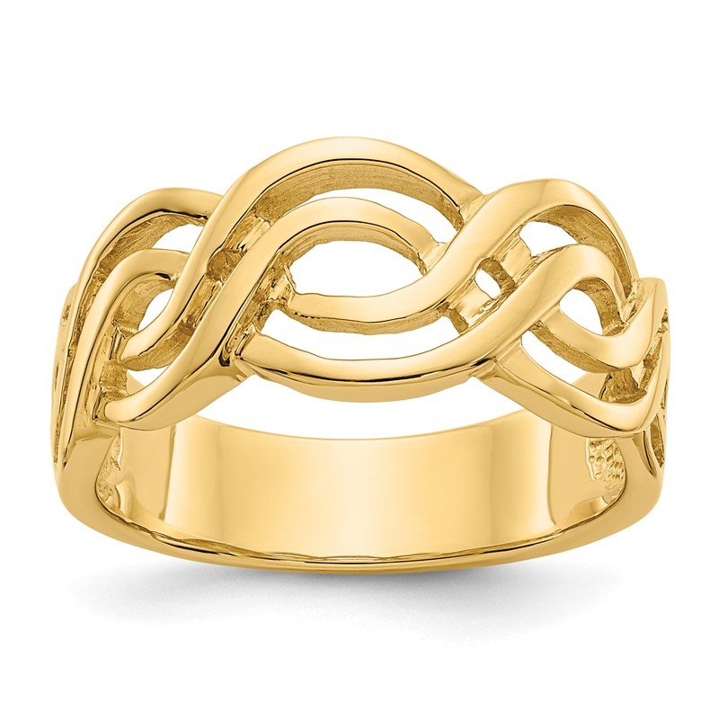 Lester Martin Online Collection 14k Infinity Ring