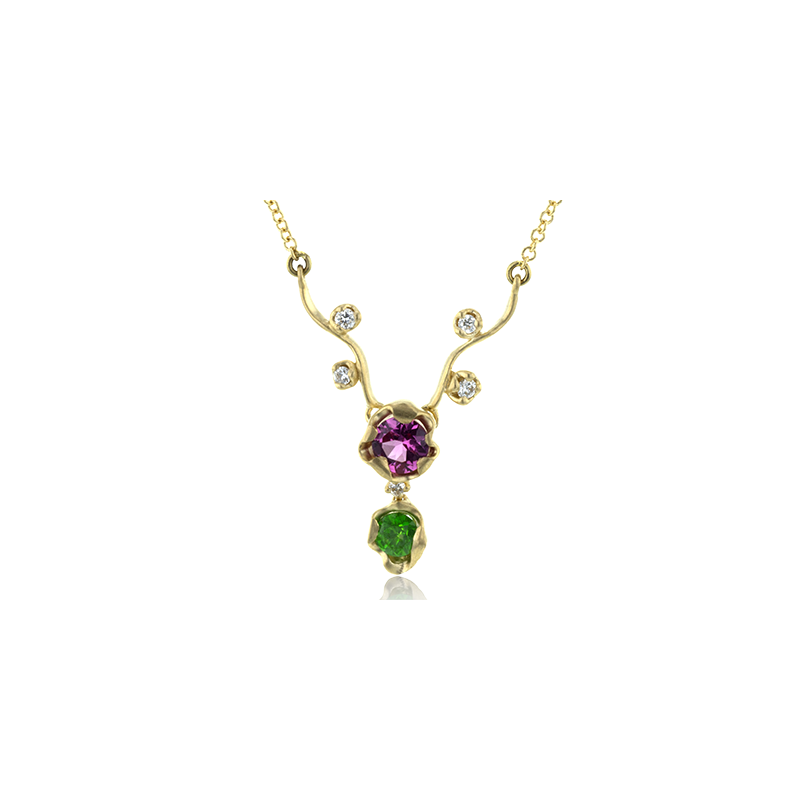 Simon G LP4594-Y COLOR PENDANT