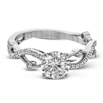 LR2207 ENGAGEMENT RING