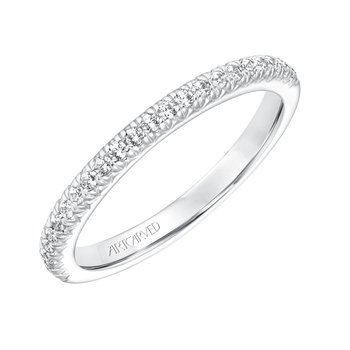 Artcarved Maisy Wedding Band
