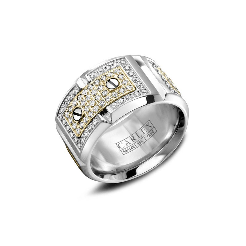 Carlex Carlex Generation 2 Ladies Fashion Ring WB-9895YW-S6