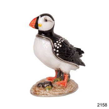 Alaskan Puffin Bird