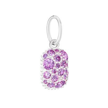 BIRTHSTONE GALAXY FEBRUARY - Swarovski Zirconia
