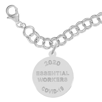 Covid-19 Essential Workers Bracelet Set