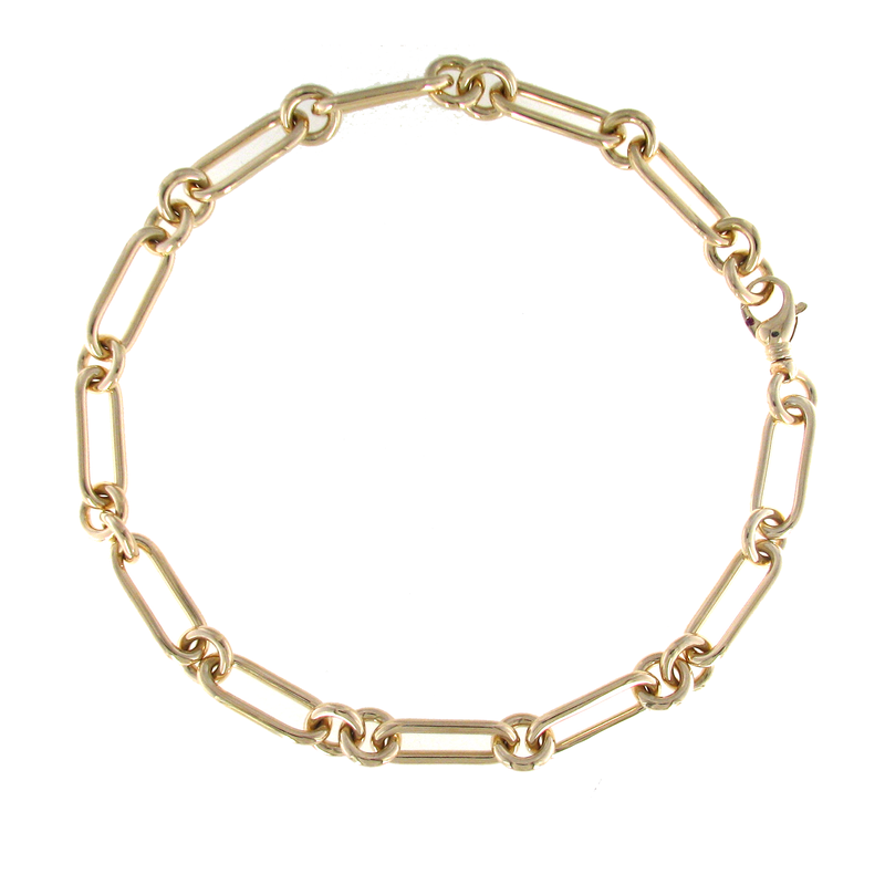 Roberto Coin 18Kt Gold Oro Classic Necklace