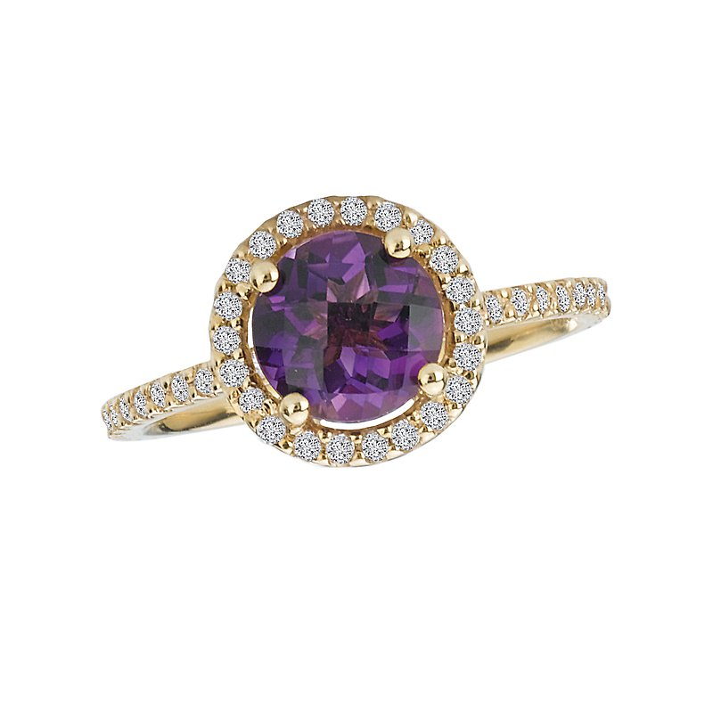 Tesoro Diamond and Gemstone Ring