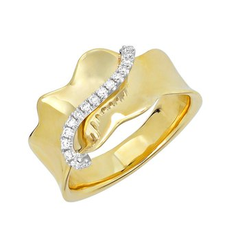 Diamond Fashion Ring - FDR13963YW