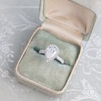 MARS Jewelry - Engagement Ring 27081