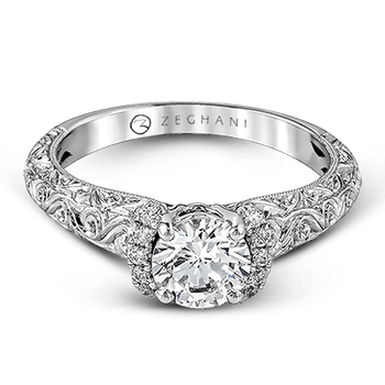 ZR1051 ENGAGEMENT RING