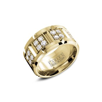 Carlex Generation 1 Ladies Fashion Ring WB-9591Y