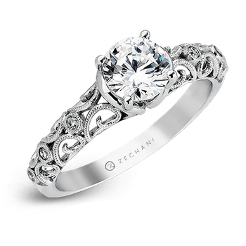 ZR915 ENGAGEMENT RING