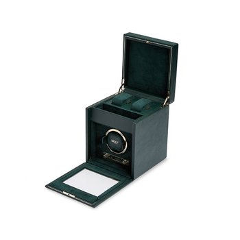 British Racing Green Single Watch Winder