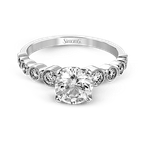 Simon G MR2692 ENGAGEMENT RING
