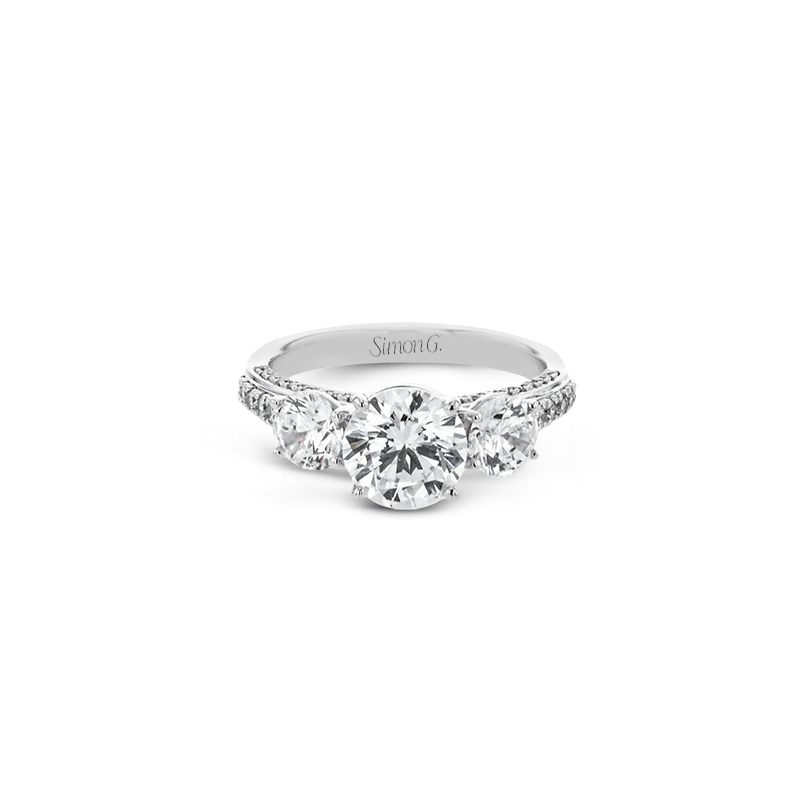 LR2838 ENGAGEMENT RING