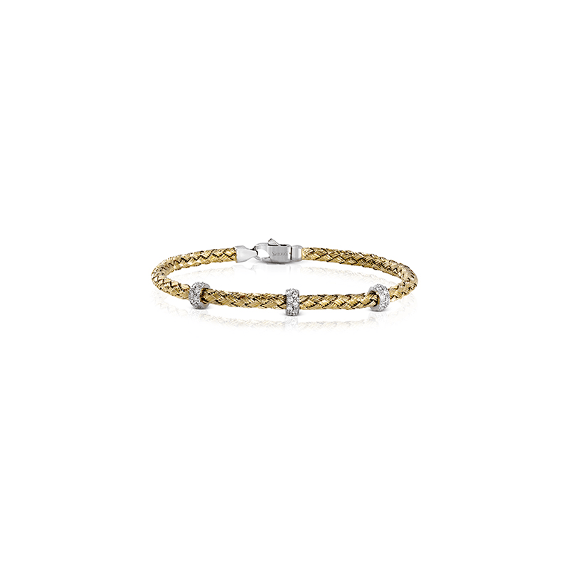 Simon G LB2093-Y BANGLE