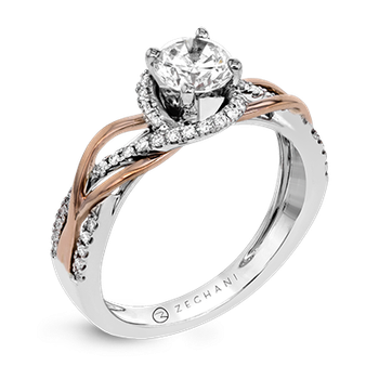 ZR1382 ENGAGEMENT RING