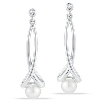 ALLURE OF PEARLS EARRINGS