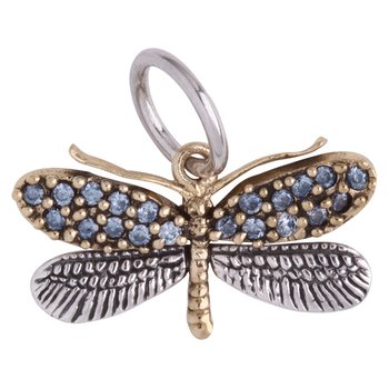 Natural Beauties Charm - Dragonfly