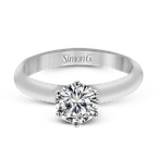 Simon G MR2953 ENGAGEMENT RING