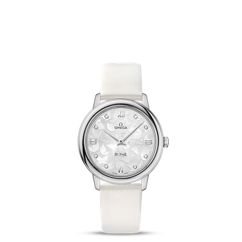 De Ville Prestige Quartz 32.7 mm