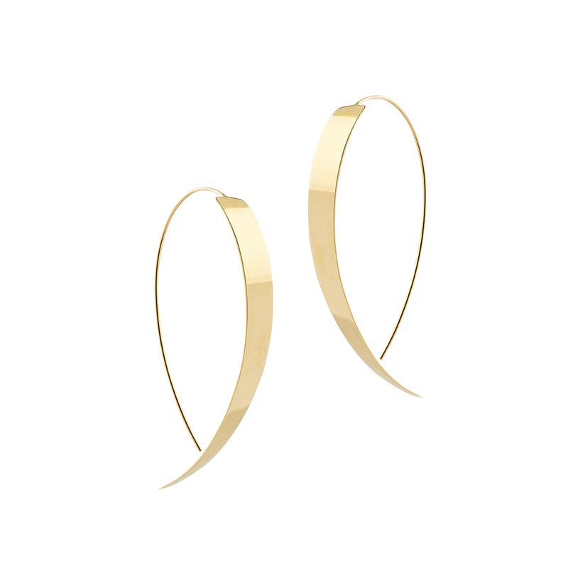 290293d21cc96c Henry C Reid & Son Jewelers: Lana Jewelry Small Vanity Hooked on Hoops