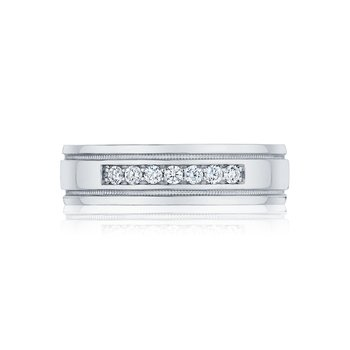 Tacori Men's Wedding Band - 1106D