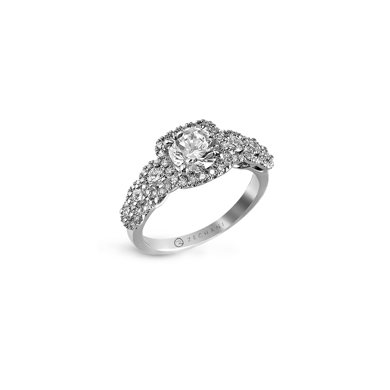 Zeghani ZR494 ENGAGEMENT RING