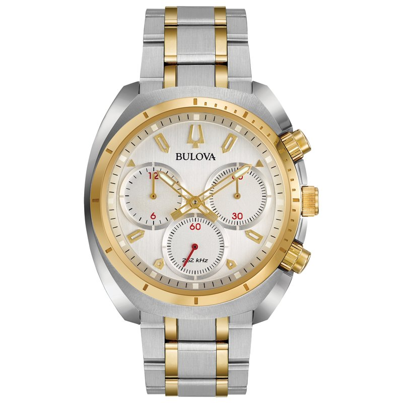 Bulova Bulova Curv - The World's First Curved Chronograph Movement