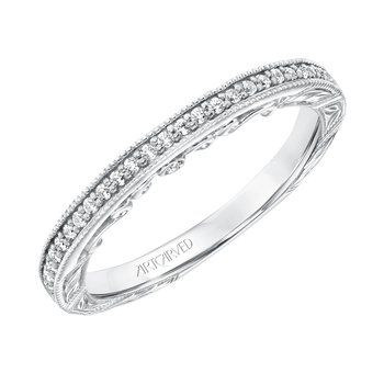 Artcarved Elspath Wedding Band
