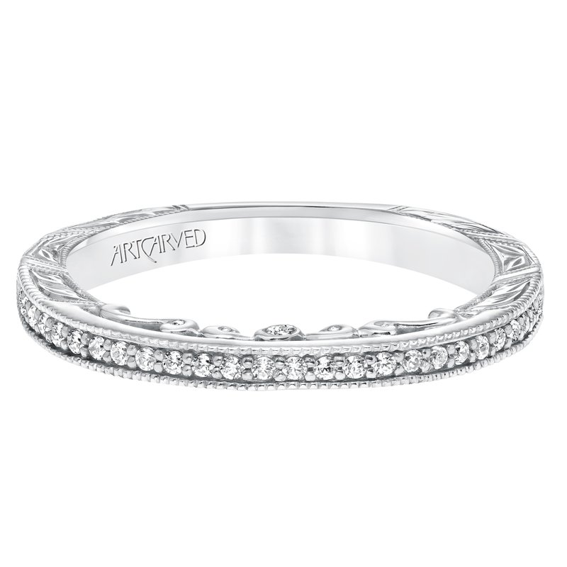 Moodys Jewelry Artcarved Artcarved Elspath Wedding Band