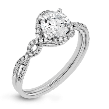 ZR1358 ENGAGEMENT RING