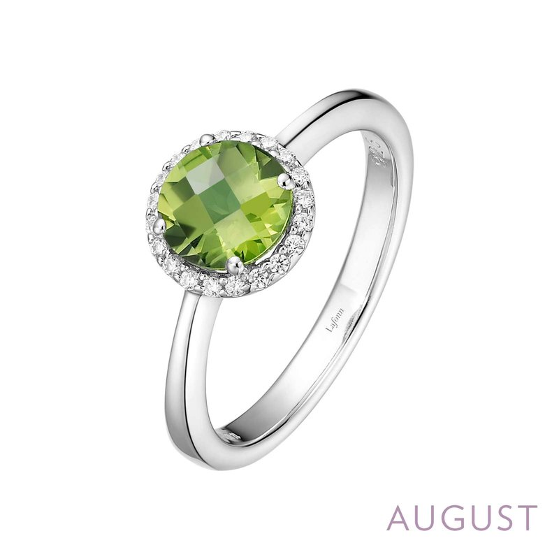 LaFonn August Birthstone Ring