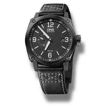 Oris BC4 Small Second, Date