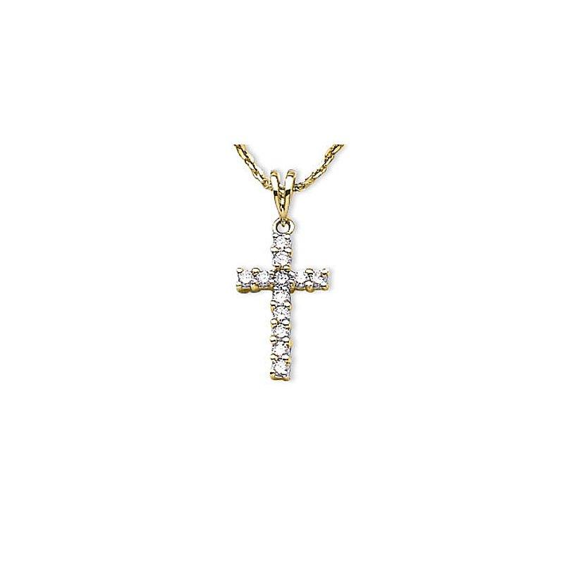 Marks Jewelers: Color Merchants 14K Yellow Gold Diamond