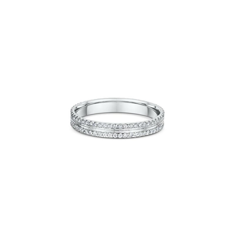 Dora Wedding Rings 322A00