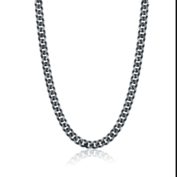Italgem Steel Cuban Link Chain