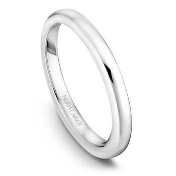 Noam Carver Wedding Band B012-02B
