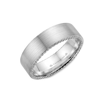 Ring Rope Collection Wedding Band
