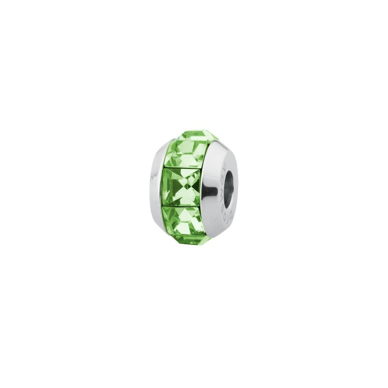 Brosway 316L stainless steel and peridot Swarovski® Elements