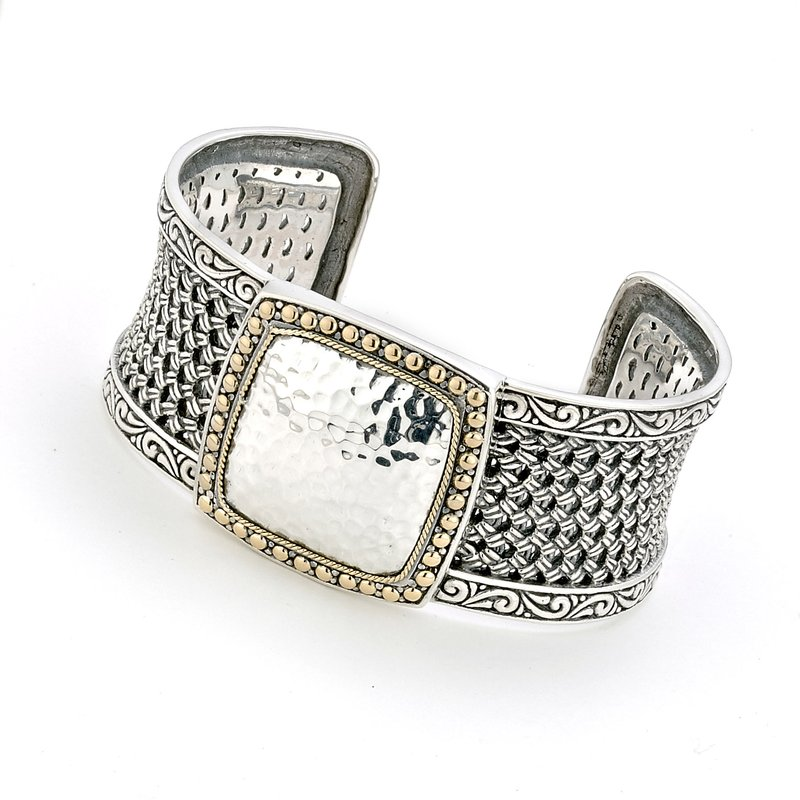 Samuel B Mirror Image Bangle