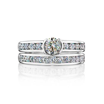 Engagement Ring 1  CTTW